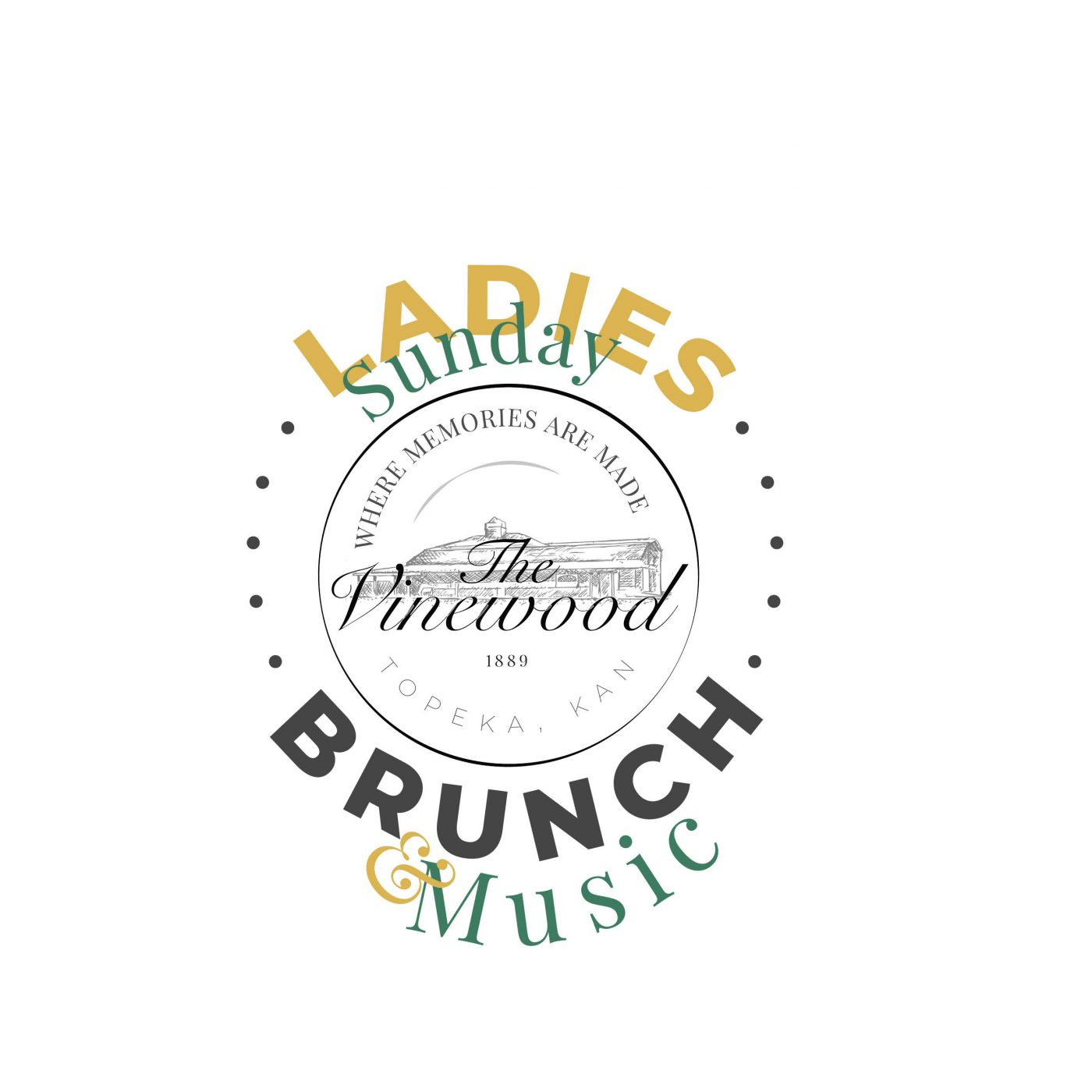 Ladies Brunch Logo